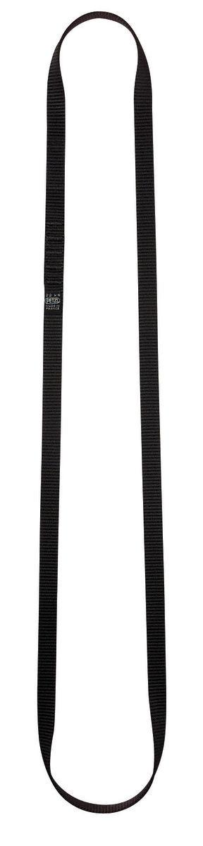 Petzl sling 120 zwart